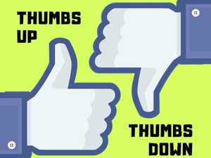 THUMBS UP, THUMBS DOWN: What got you talking this week?