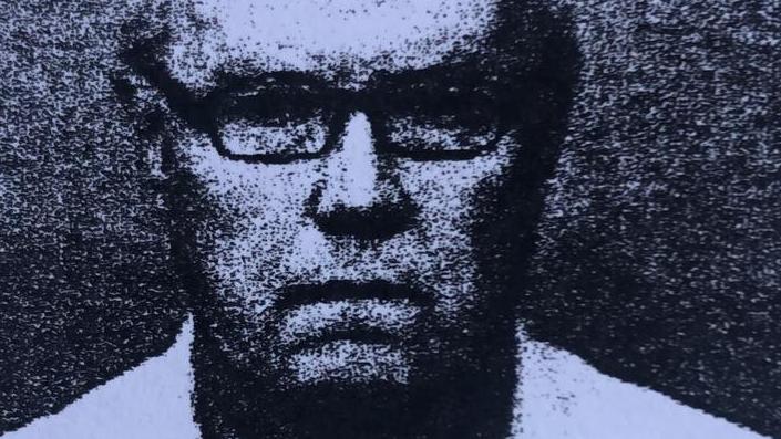 A mugshot of paedophile psychologist Craig Baker.