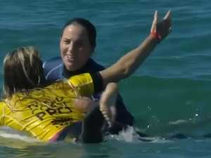 Tyler Wright wins Tweed Coast Pro against Steph Gilmore