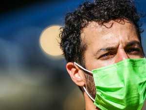 'Gutted': Daniel Ricciardo's cruel denial