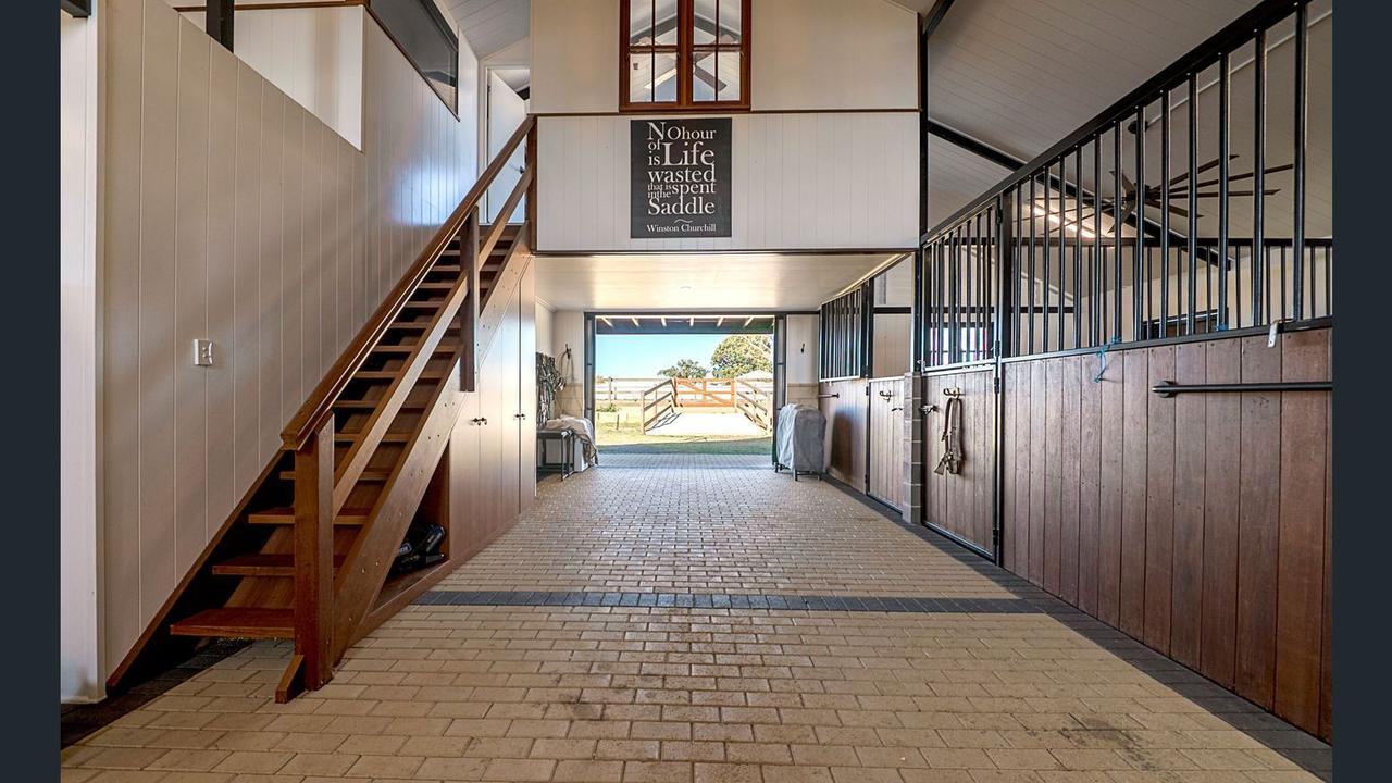 ON THE MARKET: This equestrian facility and home is just one unique rural property up for grabs right now. Picture: realestate.com