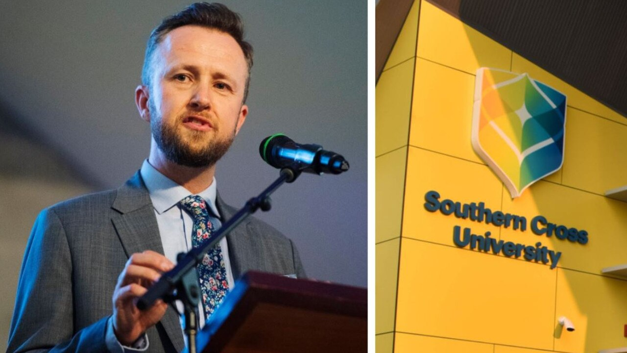 SCU's vice president of engagement, Ben Roche, says the next three years will be critical for the university.