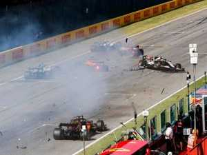 F1 madness: 'This is the worst thing I've seen, ever'