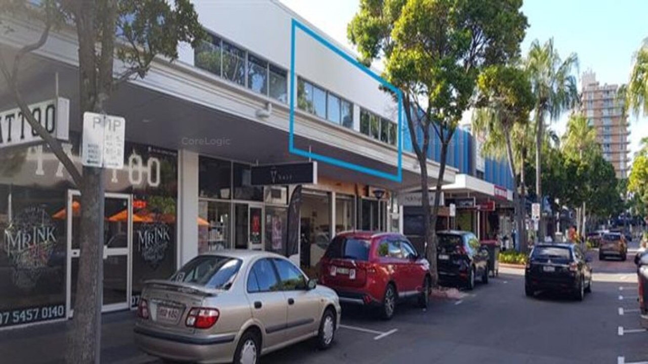 2/15-17 Ocean St: This commercial, first-level refurbished office space fetched $4.05 million in May 2015, with TWM (QLD) PTY LTD) listed as the buyer.