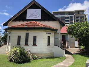Investor snaps up old church and hall in CBD