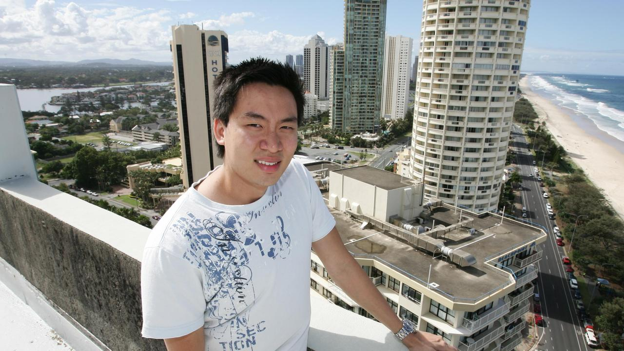 Josh Guok heads up his family's property interests in Australia.