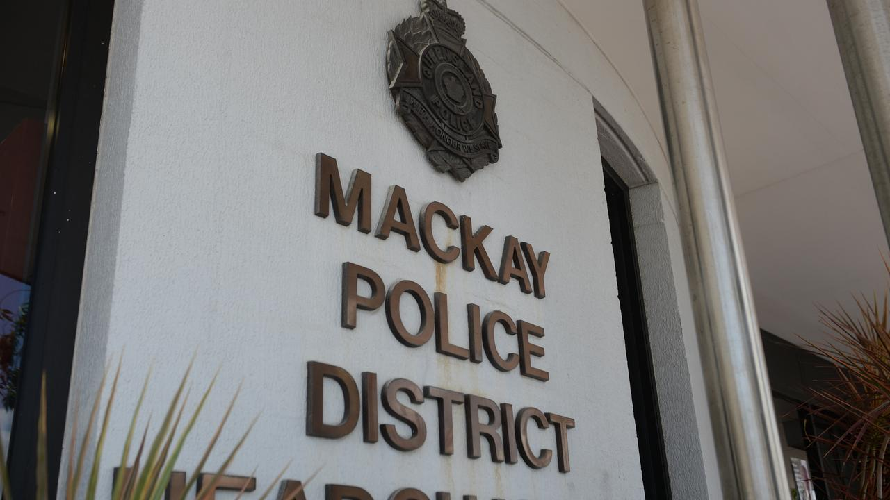 Mackay Station, Queensland Police Service. Picture: Zizi Averill