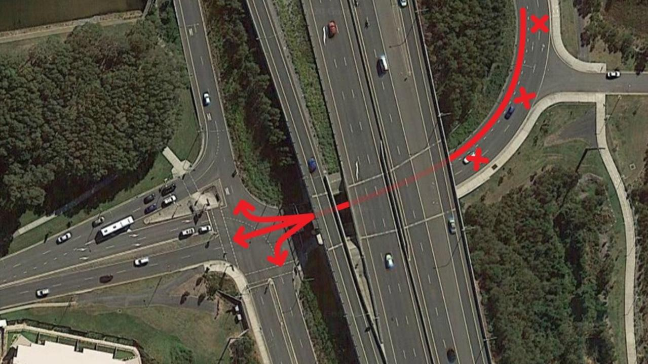 POLICE CLOSE ROAD: Police are closing two lanes of the Minjungbal Drive underpass, near Sexton Hill Drive, Tweed Heads South, from 11am on Tuesday September 15, 2020.
