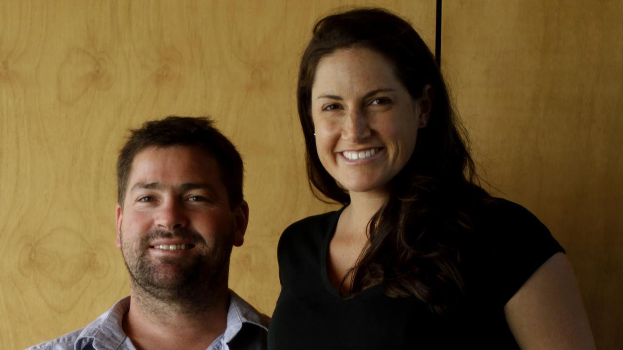 Rob and Leigh McCready