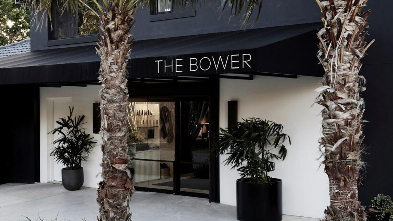 The Bower Byron Bay boutique hotel.