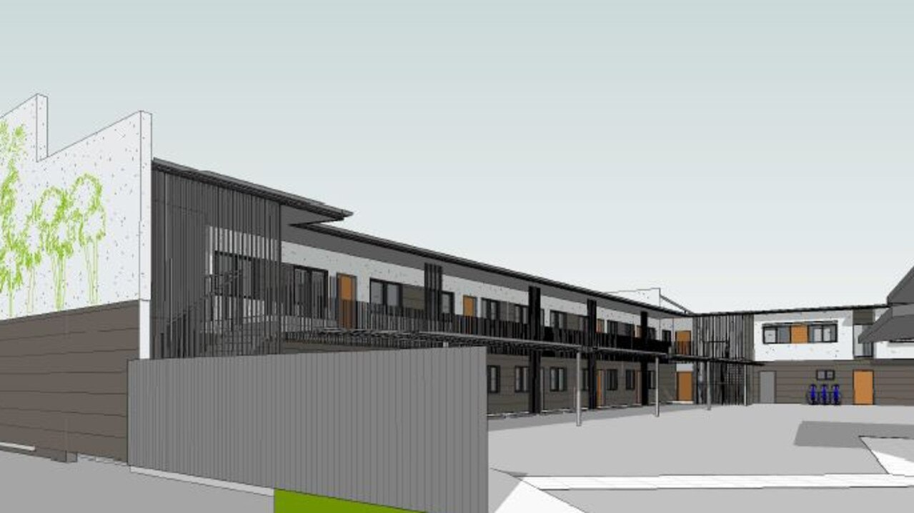 Mackay Adventure Lodge and Apartments will provide backpacker accommodation to 52 travellers and build 12 two-bedroom serviced apartments in Andergrove.