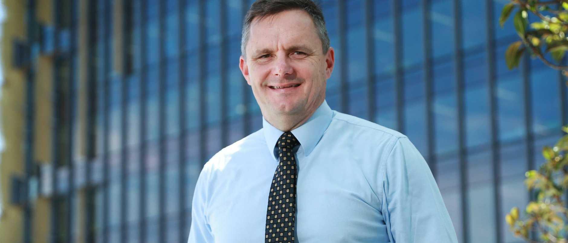 Steve Johnston, Suncorp CEO