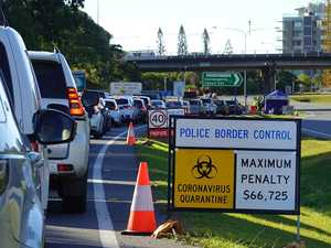 'Heartwrenching': Gympie families caught up in border mess