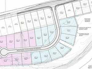 Developer unveils next phase of 45-block Valley subdivision