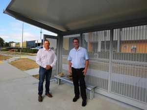 New bus shelters installed across Rockhampton