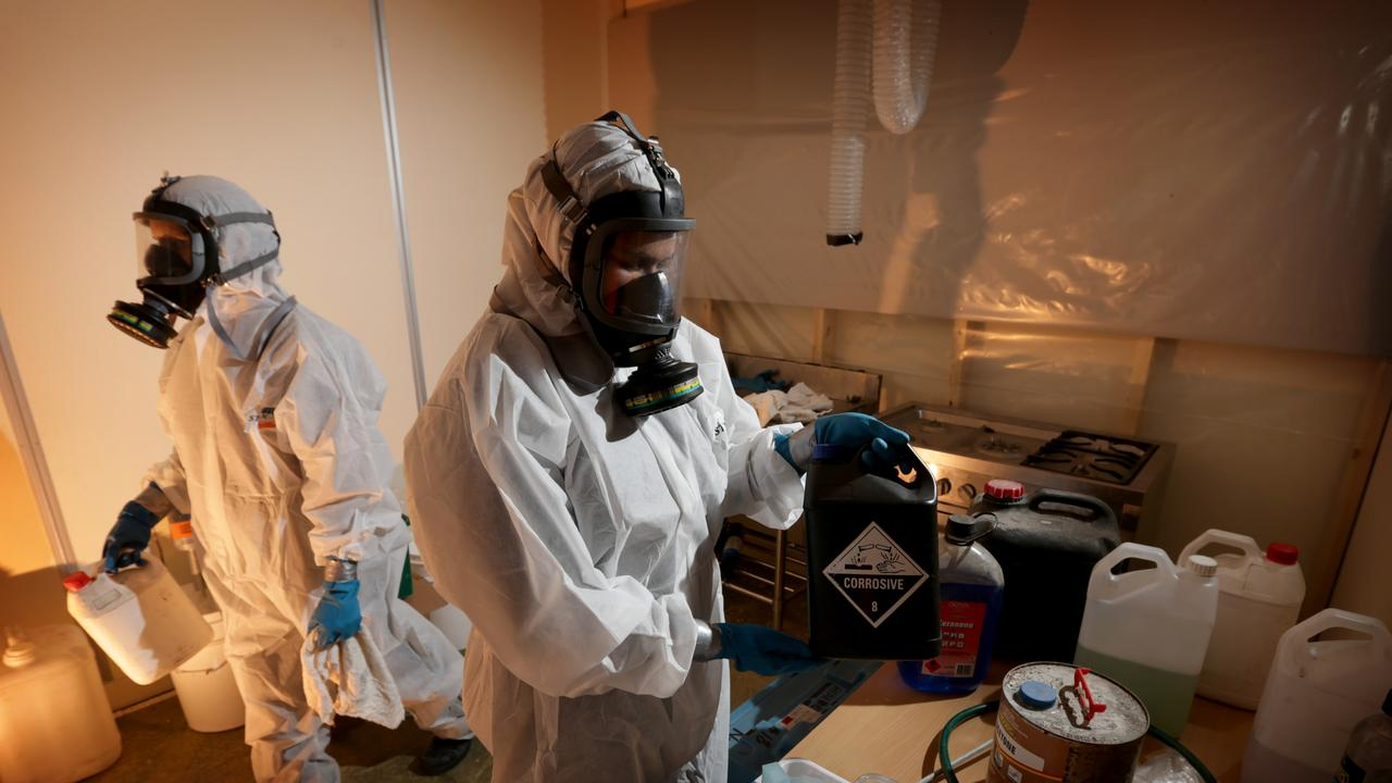 Australian families are unknowingly living in former meth labs.