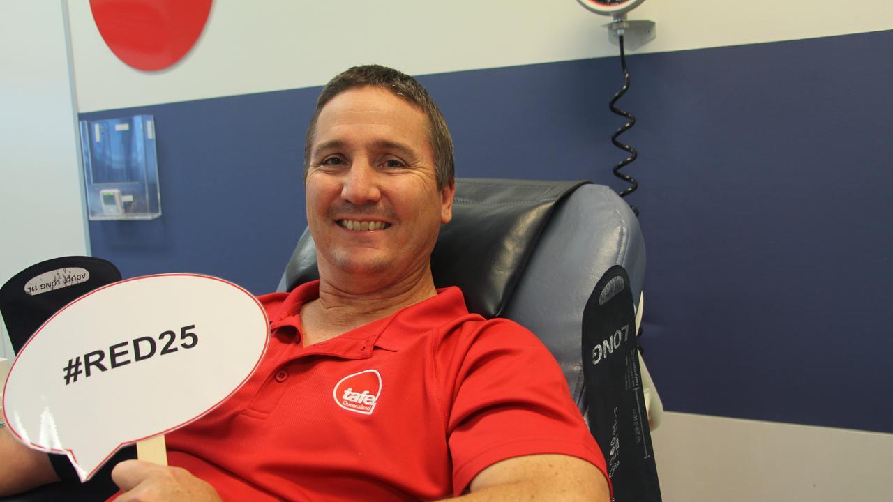 TAFE Queensland South West Region general manager Brent Kinnane.