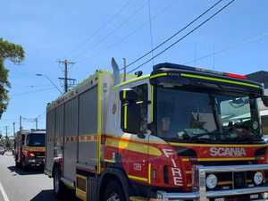 BREAKING: Emergency crews on scene at Nanango building fire