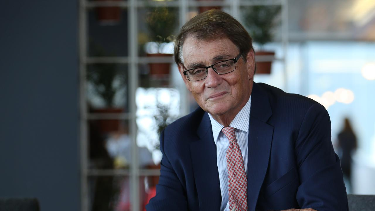 Westpac chief economist Bill Evans says the central bank has provided clues it is considering a potential interest rate. Picture: Britta Campion / The Australian