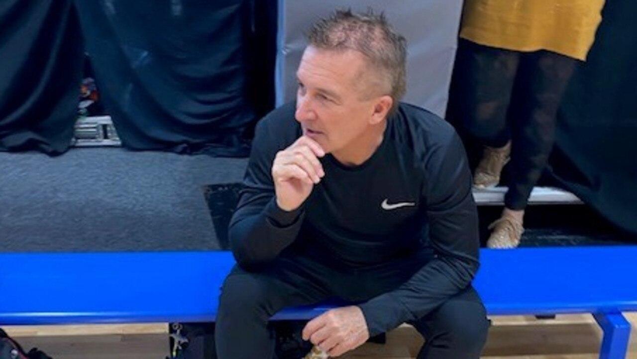 Goodna Sapphires coach David
