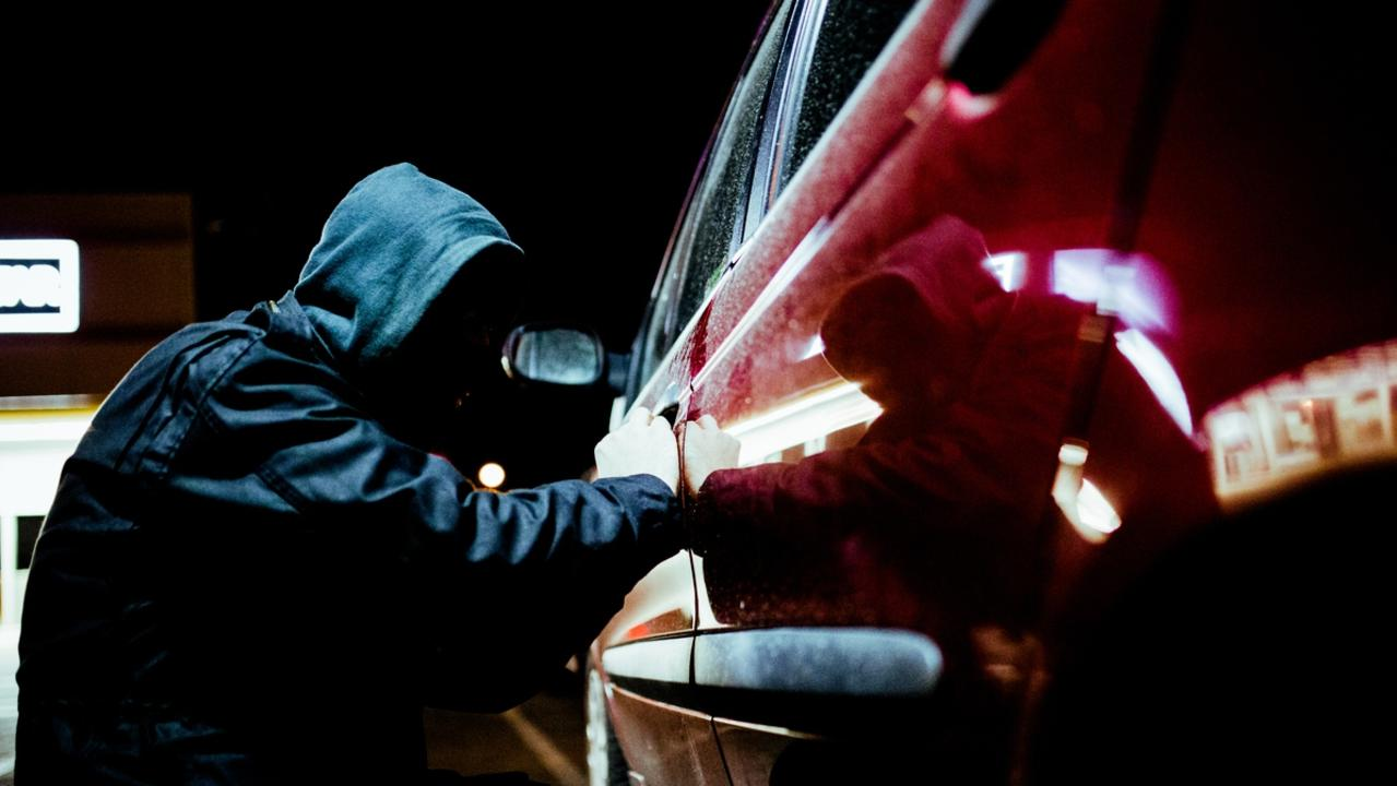 A number of vehicles were targeted for property crime across Rockhampton last week.