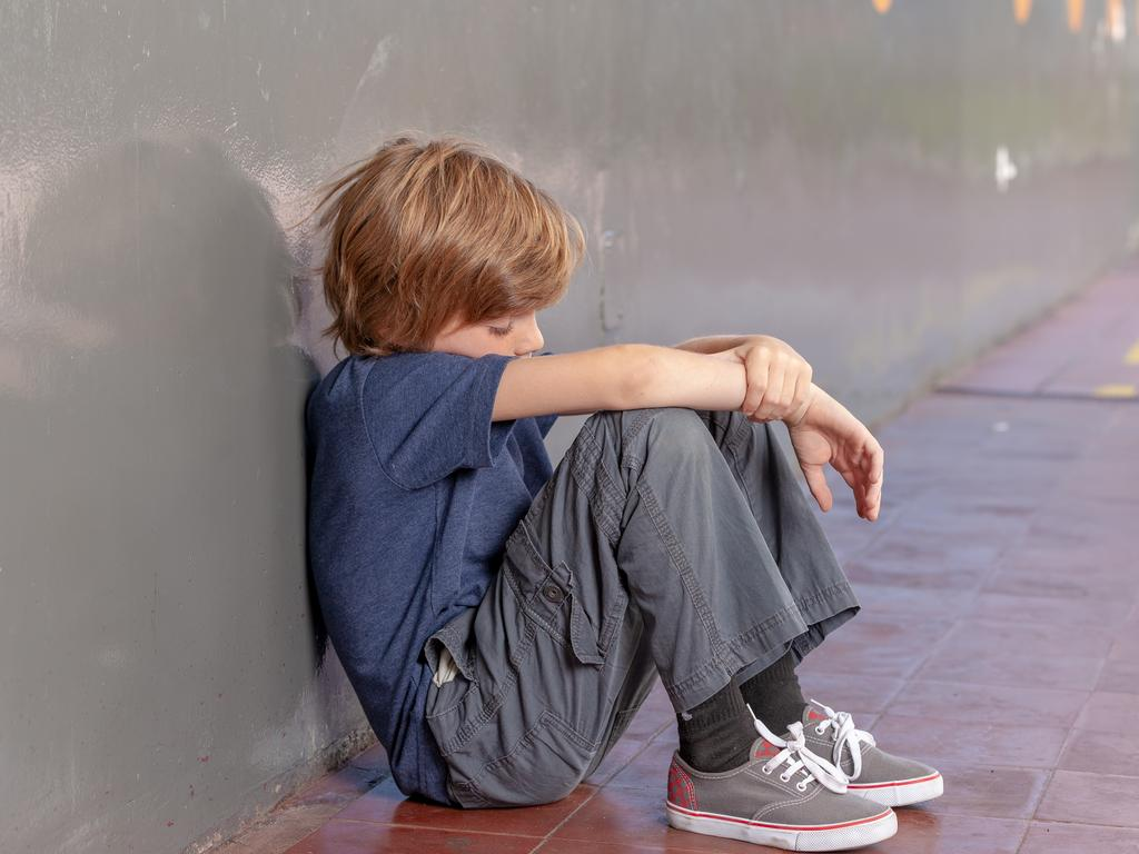 Hundreds of children who called the Kids Helpline spoke of feeling suicidal.
