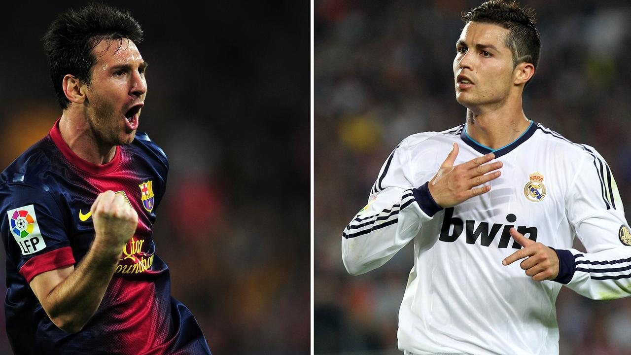 Lionel Messi breaks $1 billion barrier to pip Cristiano Ronaldo on football rich list