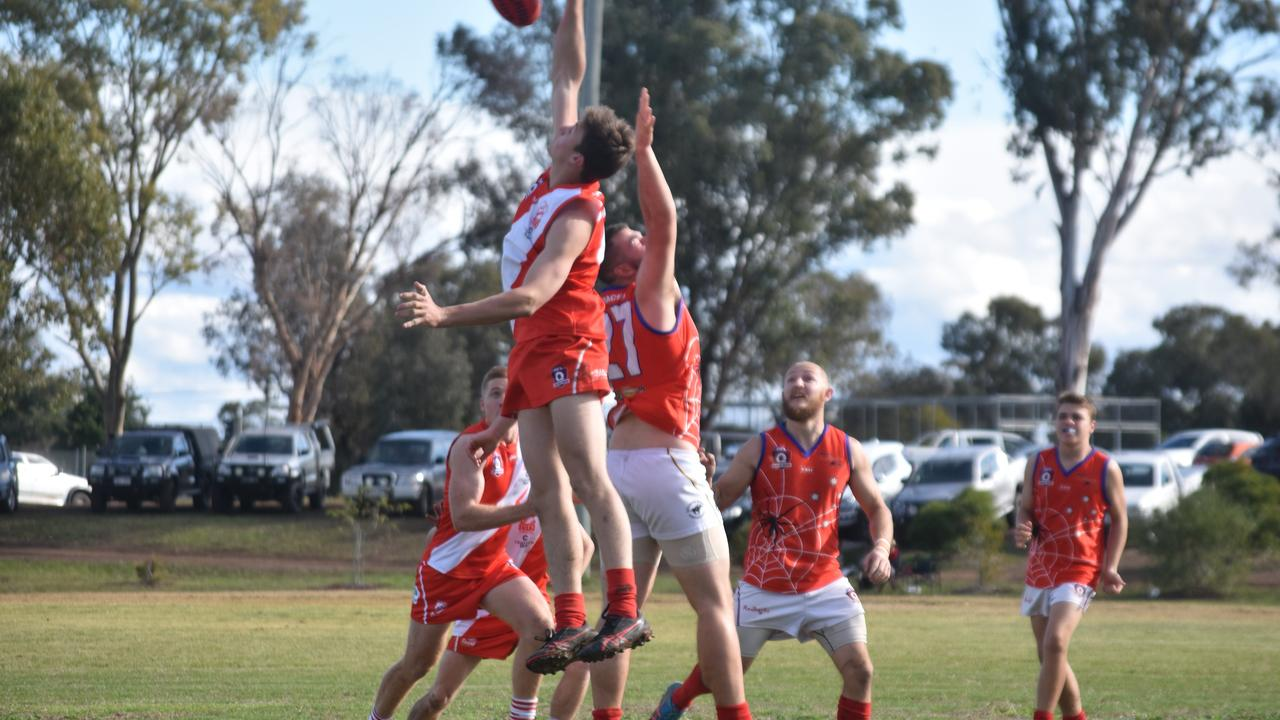 NEXT CHANCE: Warwick Redbacks are one home side who have booked a finals spot this season. Picture: Meg Gannon