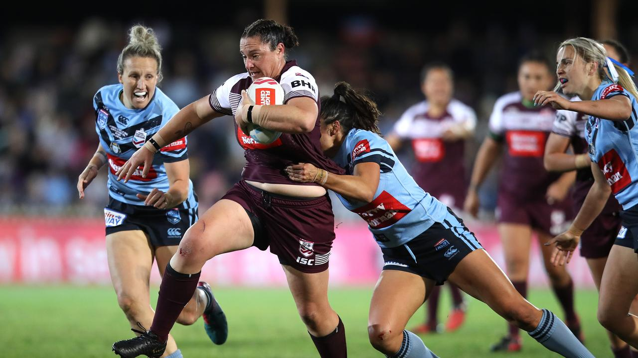 The women's Origin will be a stand-alone on the Sunshine Coast.
