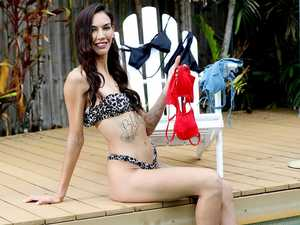'Sexy and practical': Woman fulfils swimwear dream