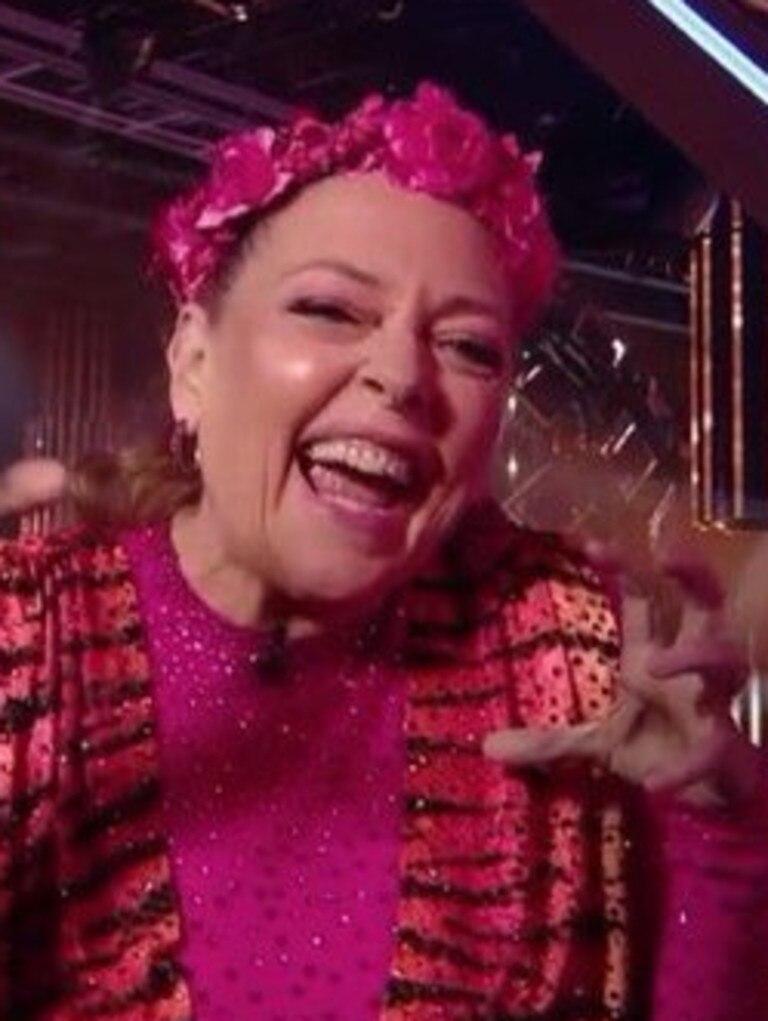 Carole danced …