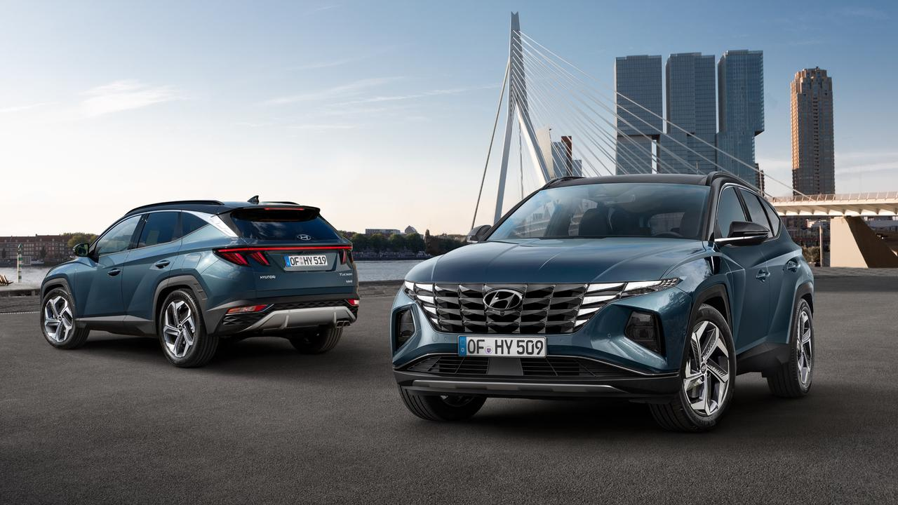 The 2021 Hyundai Tucson represents a bold departure from the current model.