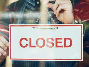 Coast businesses forced to close because of COVID