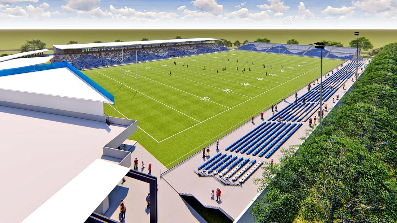 STADIUM PROCEEDING: Capricorn Enterprise has paid tribute to everyone who worked to secure Federal Government funding for Rocky Stadium.