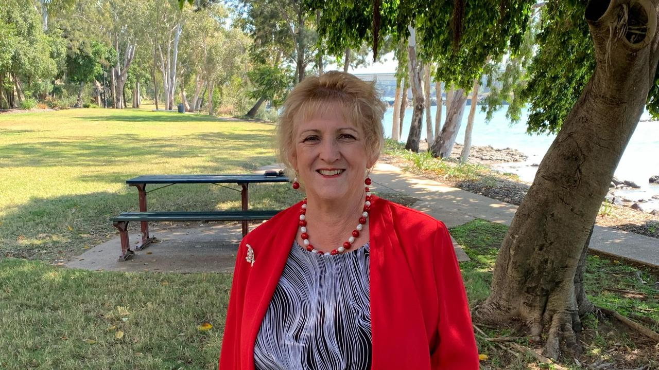 Capricornia MP Michelle Landry remains committed to the South Rockhampton Flood Levee.