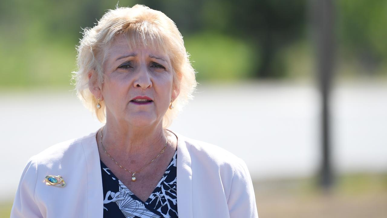 Capricornia MP Michelle Landry.