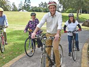 Council challenges the region to commit time to cycling