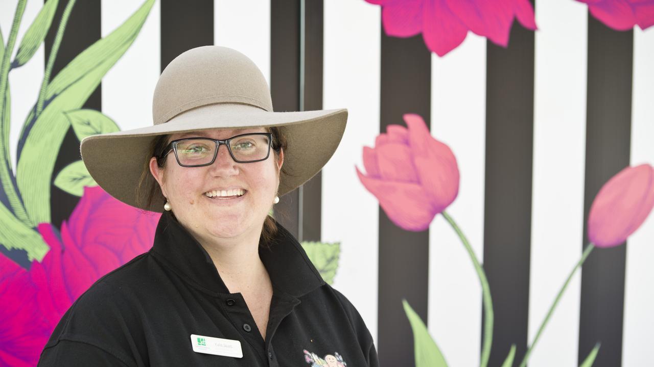 Toowoomba Carnival of Flowers event co-ordinator Kate Scott.