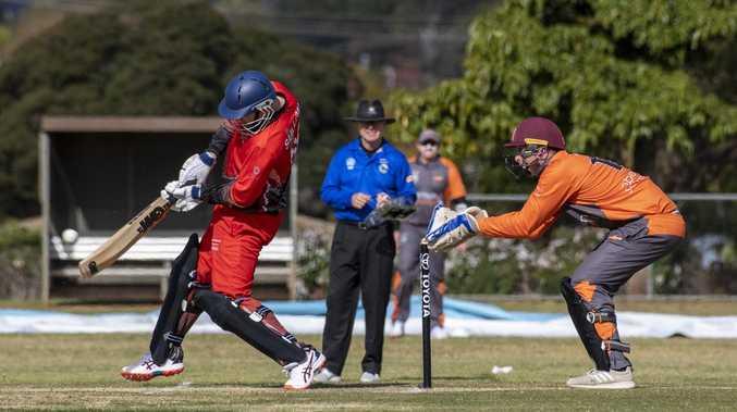 Stanthorpe cricketer stars in DDBBL season opener