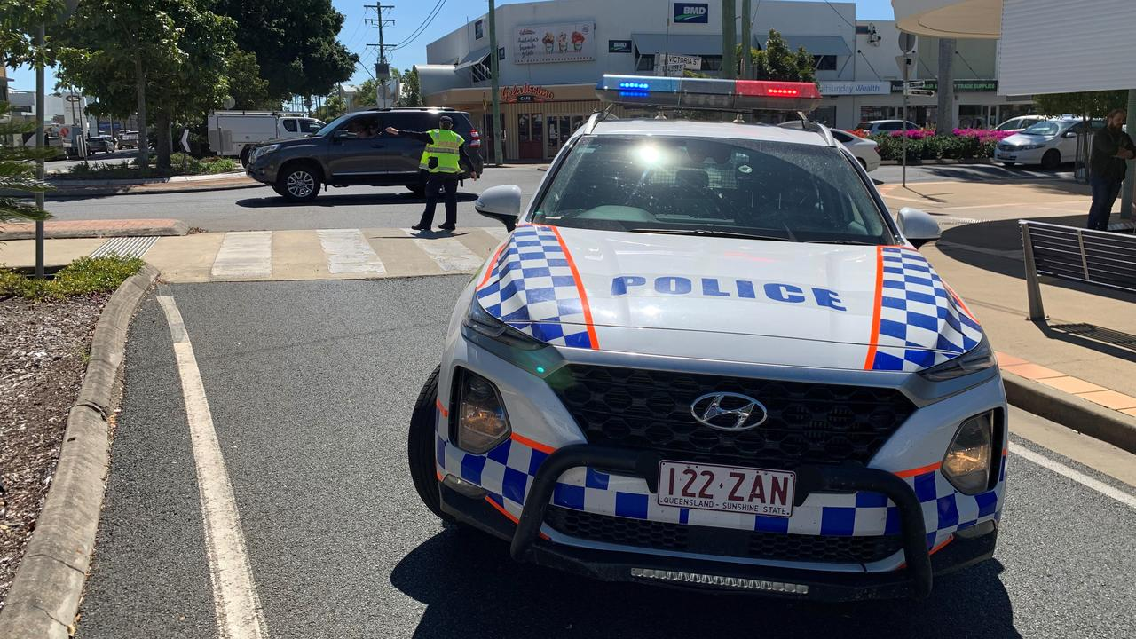 DRUNK STREET FIGHT: A 26-year-old Dalby man was issued with a public nuisance infringement notice for his part in an alleged street fight at the Russell Hotel on the weekend. Picture: Rae Wilson