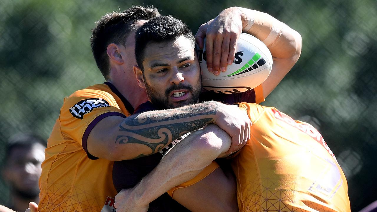 Ben Te'o is one of the big-name Broncos players with a contract for 2021.