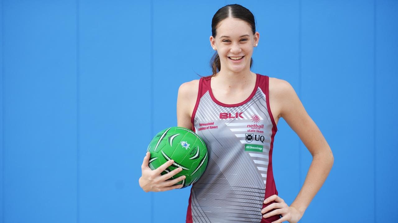 Isabelle Shearer has been named in the Netball Australia Centre of Excellence 17 and under squad.