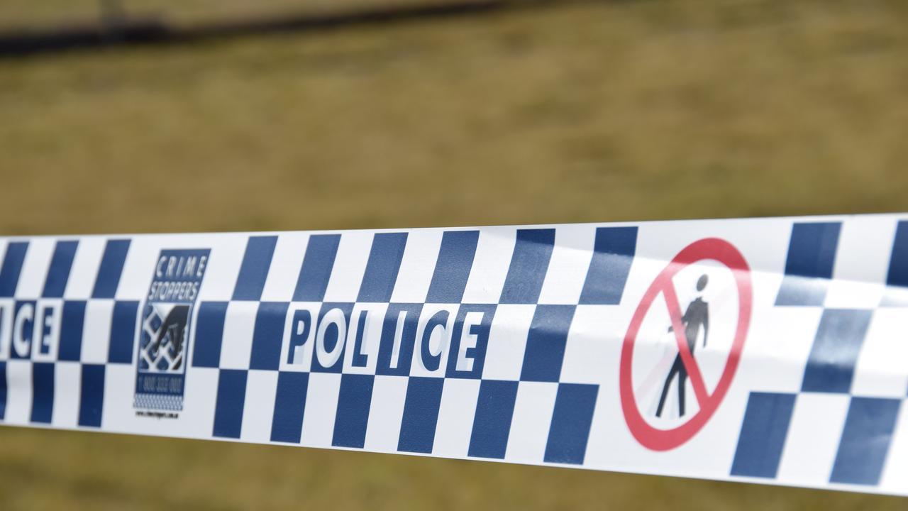 Police generic, crime scene.