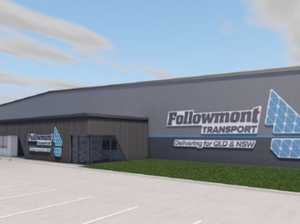 NEW SITE: Freight depot to expand services across region