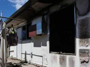 PHOTOS: Nanango unit destroyed in devastating fire