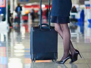 Airline sued over 'young, blonde' hosties