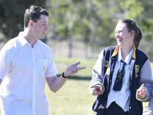 HSC students' unexpected surprise from extraordinary year