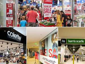 'KILLING SEASON': 109 Queensland stores close in horror year