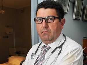'Irrational': Sceptical doctor slams virus plan