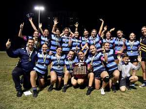 Premiership glory for St Johns on night of firsts